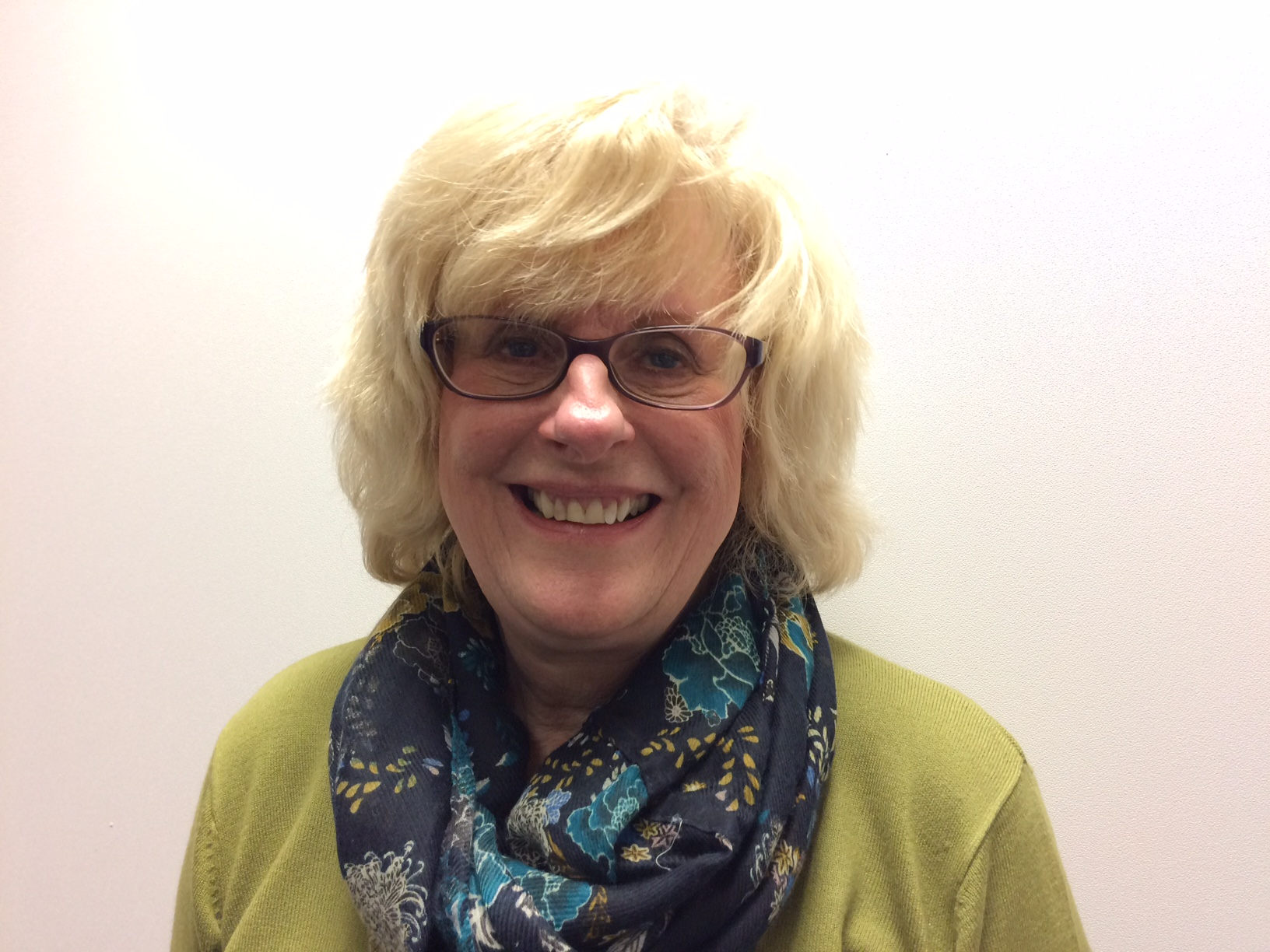 Sue Crowhurst on Monday